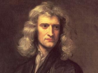Sir-Isaac-Newton-Painting-Wallpaper