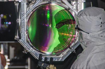 Ondas gravitacionales - Espejo Ligo