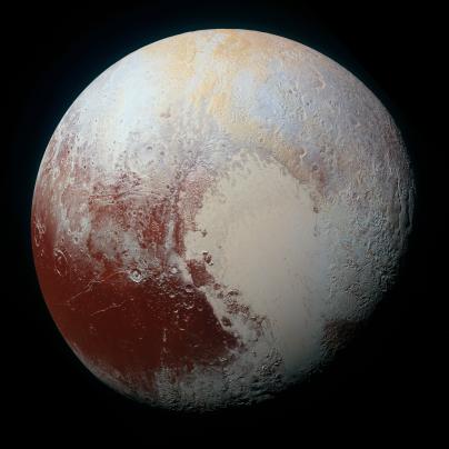 Plutón grande
